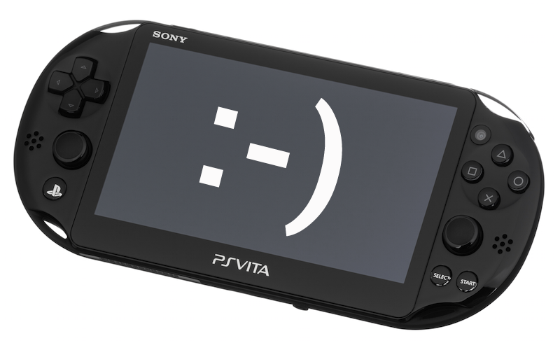 Illustration for article titled Sony Says They've Fixed The Vita's Network Problem