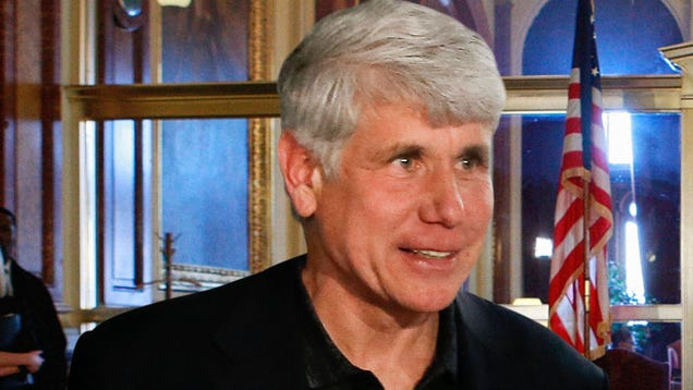 Rod Blagojevich Somehow Already Governor Of Illinois Again Minutes After Prison Release