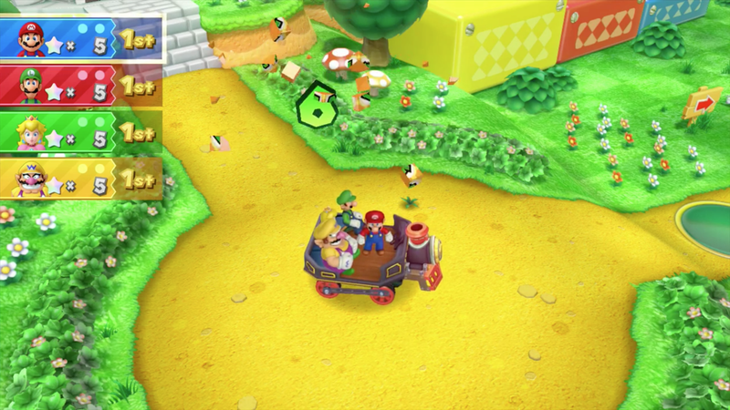 Illustration for article titled Mario Party 10 Announced For The Wii U
