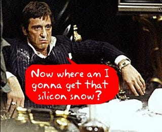Illustration for article titled Ex-Broadcom Chief Accused of Spiking Tech Execs' Drinks, Having More Blow Than Scarface