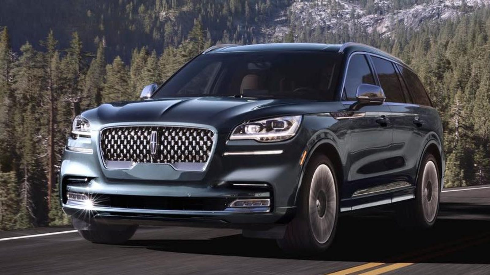 Actually The 2020 Lincoln Aviator Makes Almost 500 HP For Some Reason