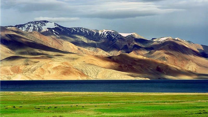 The Tibetan Plateau. (Image: Wikimedia)
