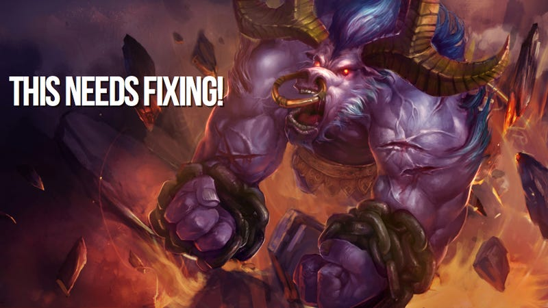 Illustration for article titled What's Wrong With League of Legends?