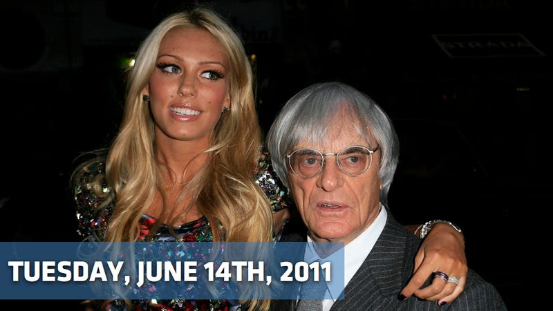 Illustration for article titled BMW's 2 Series and 4 Series strategy, Honda profits plummet, and Petra Ecclestone is really hot