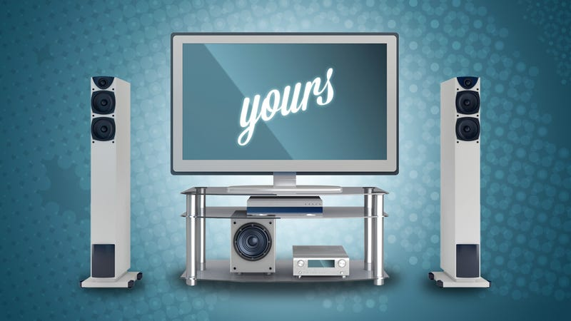 Illustration for article titled Show Us Your Home Entertainment Center