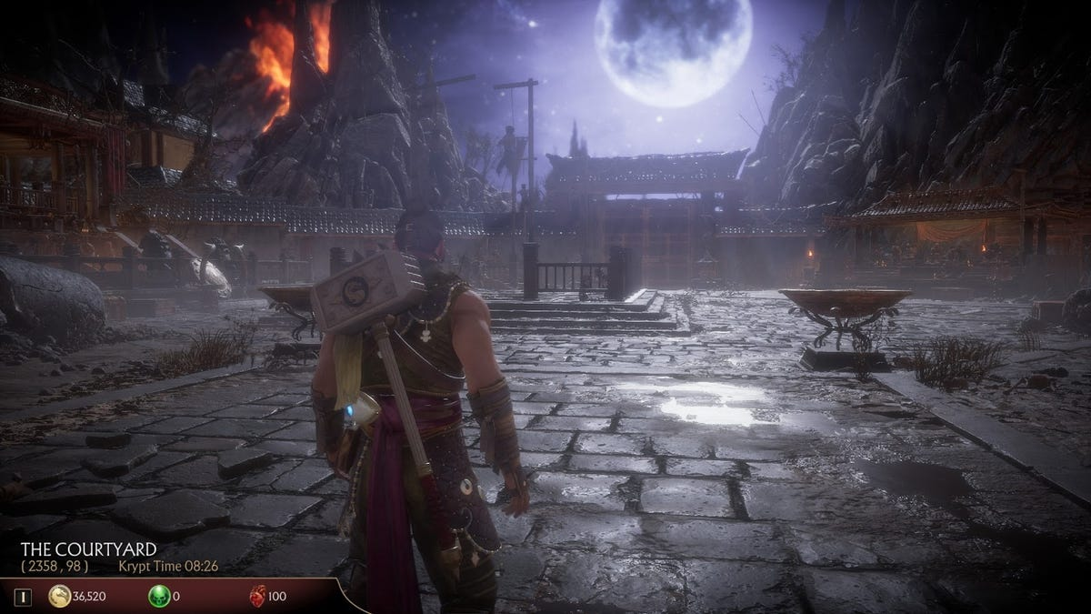 The Switch Version Of Mortal Kombat 11 Has Its Ups And Downs