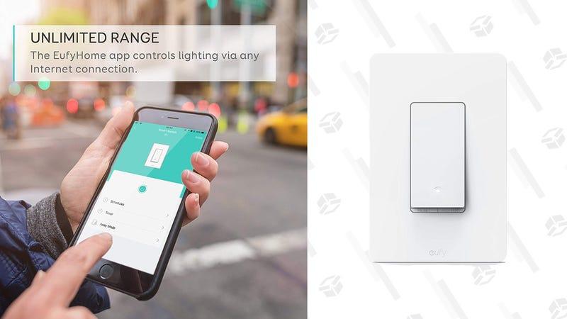 Eufy Smart Light Switch | $17 | Woot