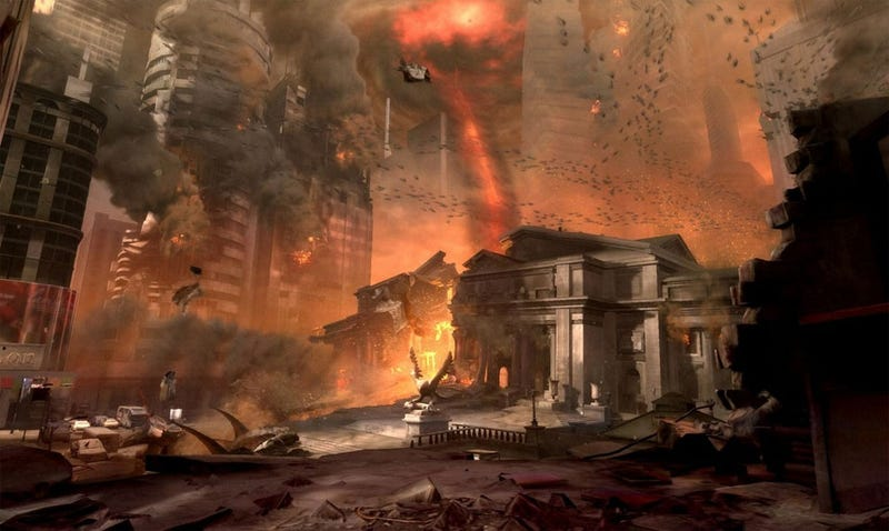 Illustration for article titled Are These Doom 4 Screenshots?