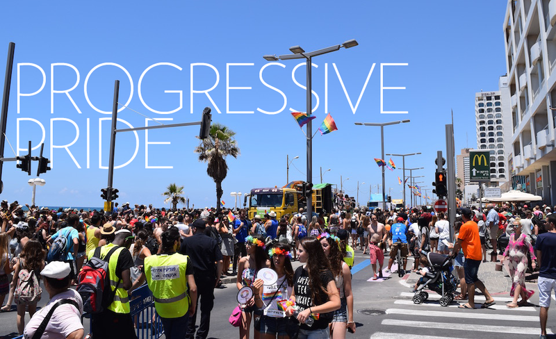 Illustration for article titled Dispatch From Tel Aviv Pride, Israel's 'Holiday for Liberalism'