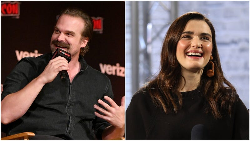 Illustration for article titled David Harbour joins Black Widow, Rachel Weisz reportedly in talks for a role