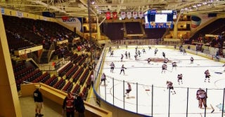 Illustration for article titled Taxpayers Cover $34 Million Arena Renovation, Hockey Team Leaves Two Years Later