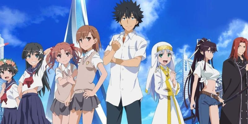 Illustration for article titled The anime of A Certain Magical Index gets a new Season