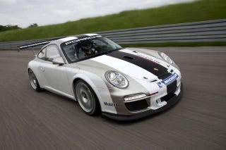 Illustration for article titled Last Porsche 997 cup car will stay through 2013
