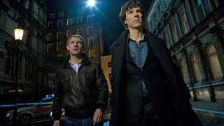 Illustration for article titled Sherlock series 3? So Mainstream. What we're really talking about is Sherlock series 4.