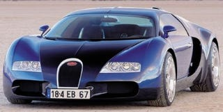 Illustration for article titled Rent a Bug: Get a Veyron, Some Money Down