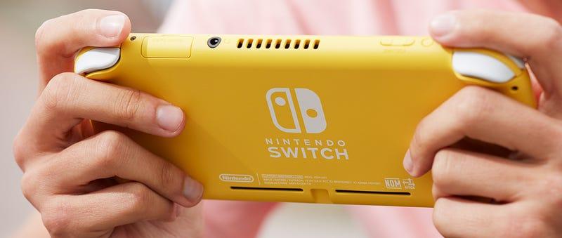 Illustration for article titled Así es Nintendo Switch Lite, la nueva consola exclusivamente portátil de Nintendo