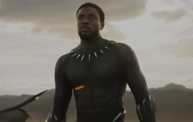 Illustration for article titled Black Panther sets another record—this time, on Twitter