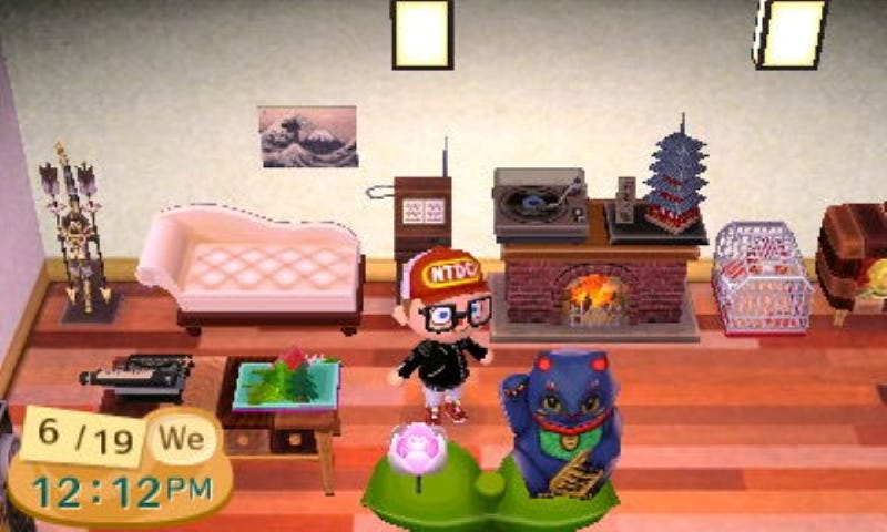 Show Us Your Animal Crossing New Leaf House