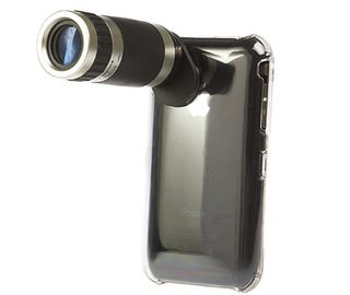 Illustration for article titled Brando's Telescope Case Now For iPhone 3G-Owning Voyeurs Too