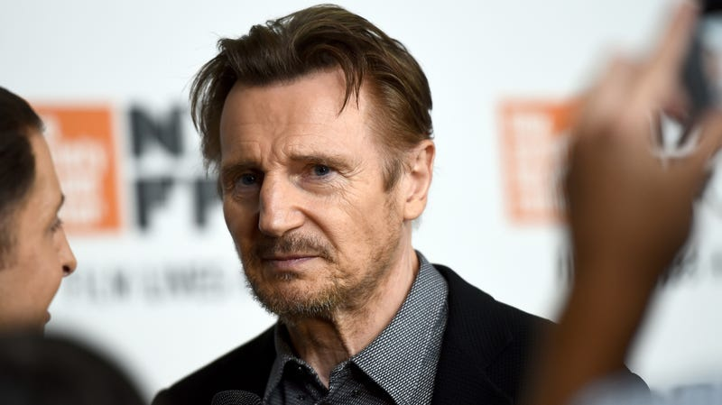 Illustration for article titled Liam Neeson responds to criticism over controversial rape revenge story