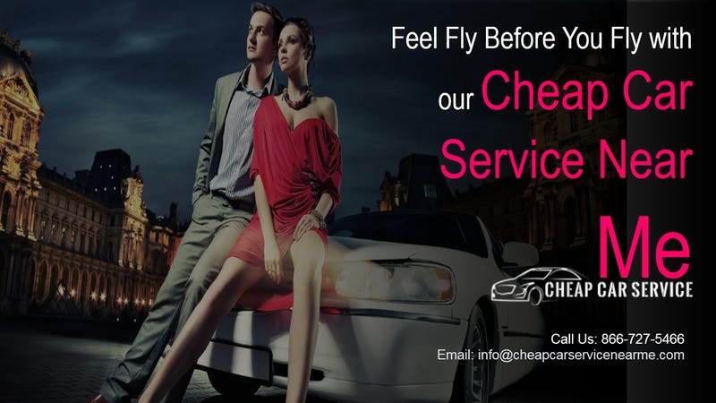 Illustration for article titled Feel Fly Before You Fly with our Cheap Car Service Near Me