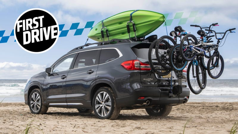 The 2019 Subaru Ascent Is Three Row Suv That Actually Feels Like A