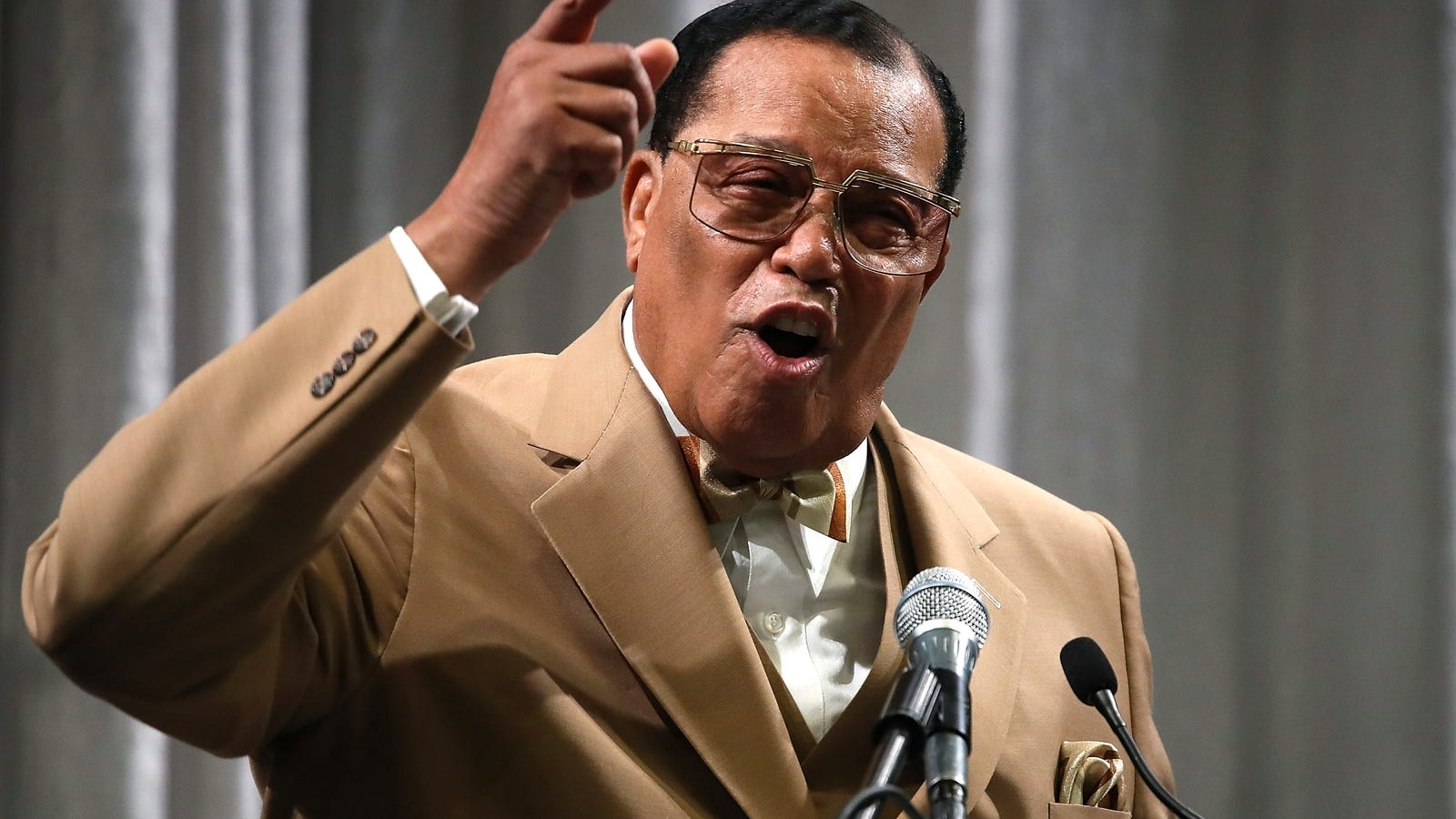 Mainstream Media Revive Condemnation of Farrakhan