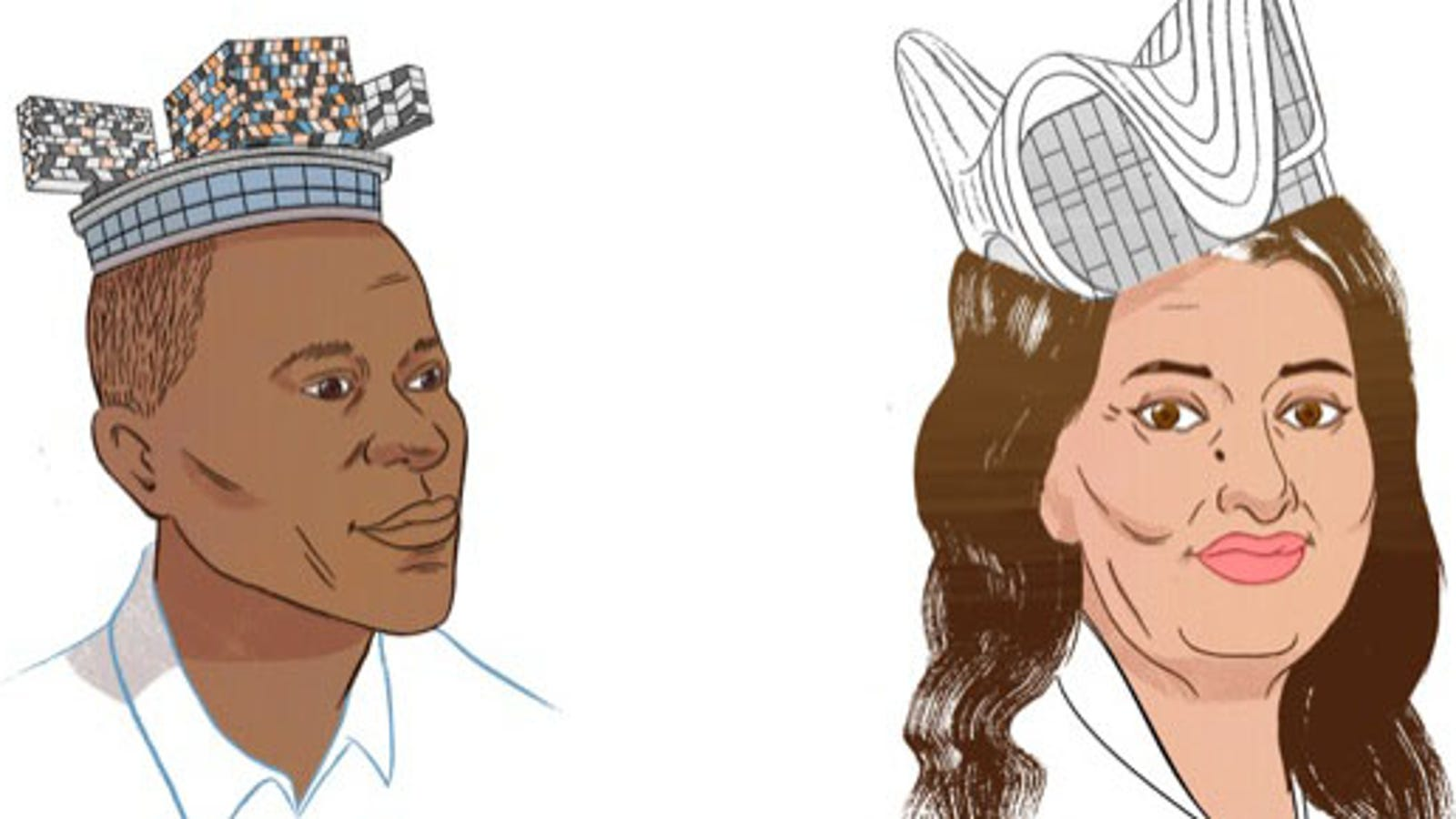 Crown Or Dunce Cap Starchitects Wear Their Famous