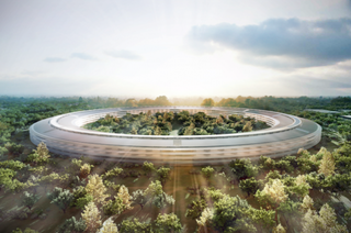 Illustration for article titled The New High Resolution Renders of Apple's Next Campus Are Gorgeous