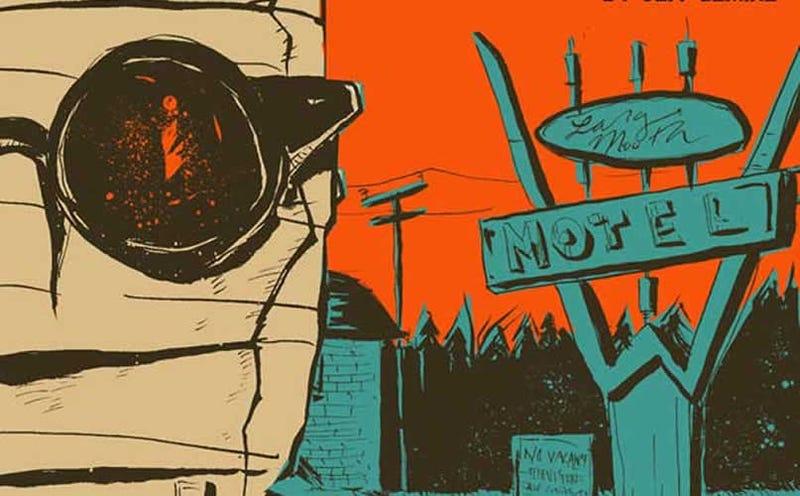 Illustration for article titled Vertigo Promises New Graphic Novels, New Series