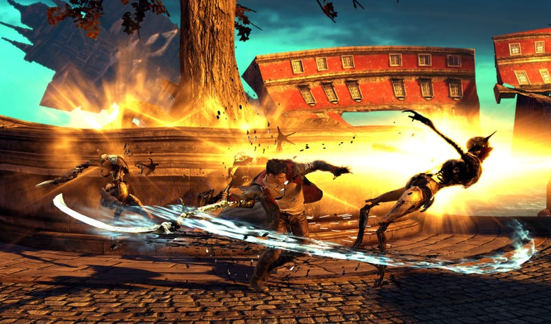 Illustration for article titled DmC's Killer PC Version Will Be Worth The Wait