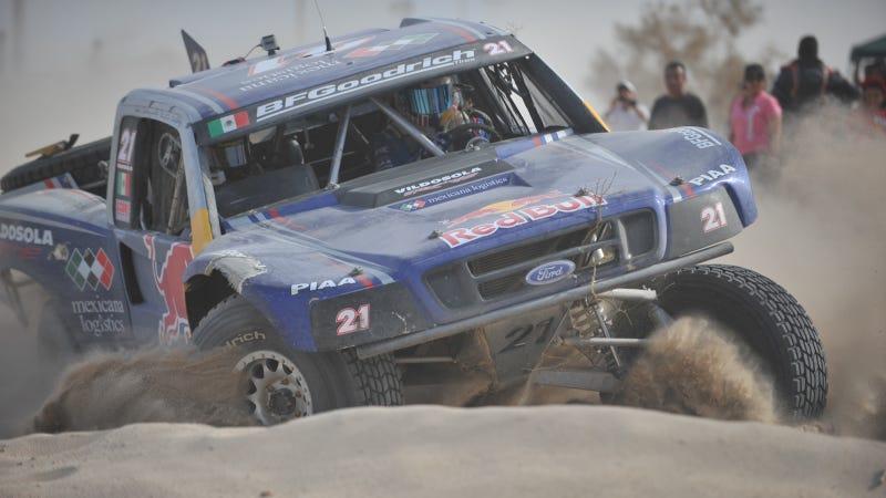 Illustration for article titled Live Coverage Promised For San Felipe 250 Desert Race Tomorrow