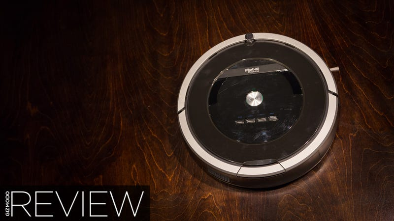 Illustration for article titled Roomba 880 Review: All Hail the Most Powerful Robot Vacuum Yet