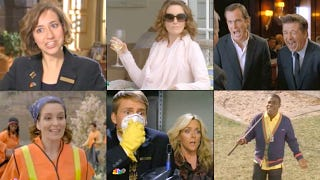 Illustration for article titled Holy Crap, The Extended Look At 30 Rock's New Season Is Awesome