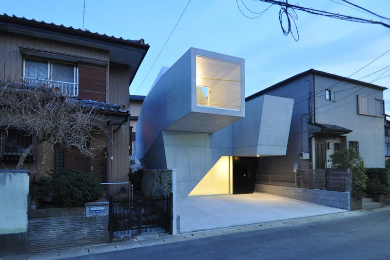 10 japanese micro homes that redefine living small - Japanese Architecture Small Houses