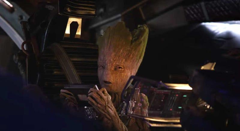 Yo soy Groot.