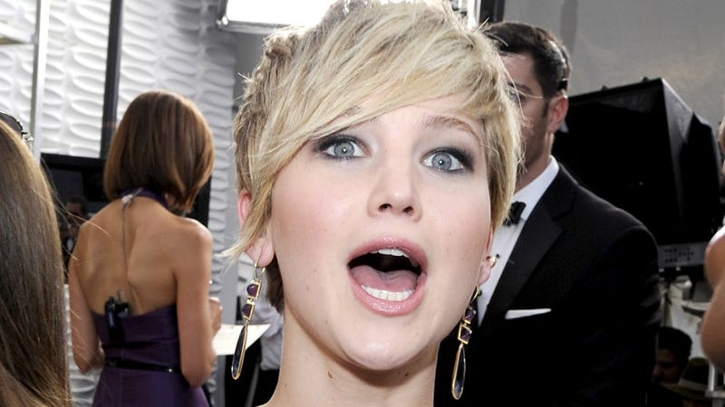Illustration for article titled J. Law and David O. Russell Scream at Each Other, Terrify Onlookers