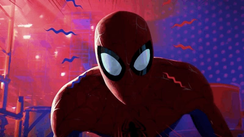 Spider Man Into The Spider Verse S Trailer Is Full Of Details