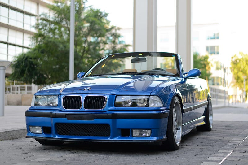 Your Ridiculously Awesome Bmw M3 Wallpaper Is Here