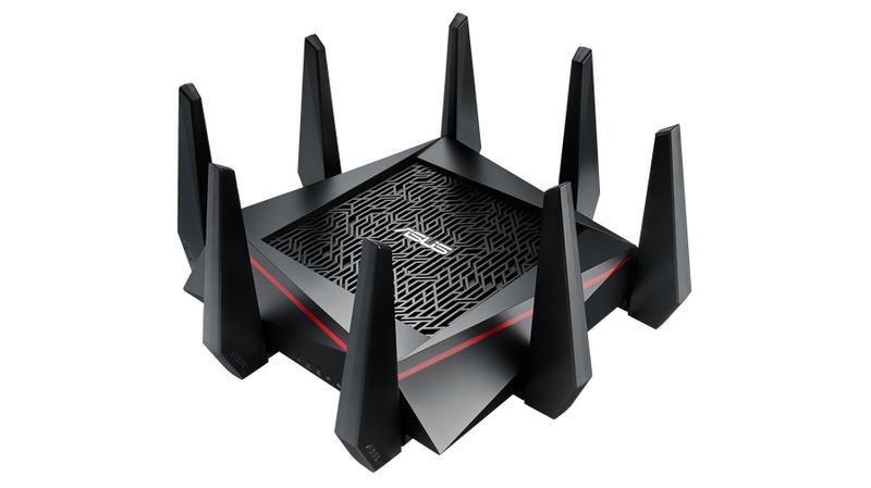 Illustration for article titled Este nuevo router parece un portal a otra dimensión en la que Internet va bien