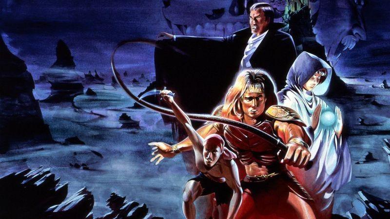 Resultado de imagen para Castlevania III: Dracula's Curse