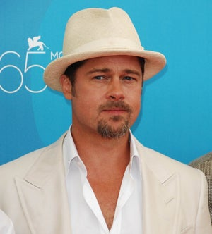 Illustration for article titled Gay Marriage: Brad Pitt Puts His Money Where His Mouth Is