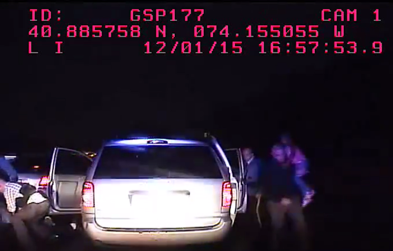 Illustration for article titled Alleged Kidnapper Stopped By New Jersey State Troopers In Dramatic Dashcam Video