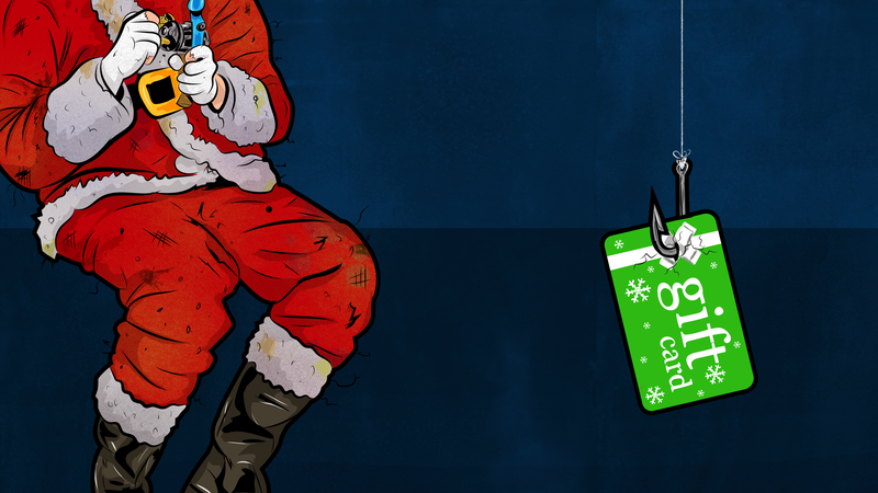 Illustration for article titled Don't Fall for These Holiday Shopping Scams