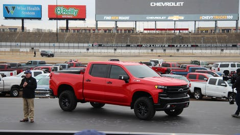 The 2019 Chevrolet Silverado Is A Whole Lot Sleeker