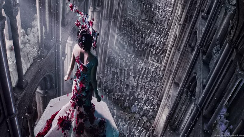 Illustration for article titled Jupiter Ascending Is Bad and the Wachowskis Should Feel Bad