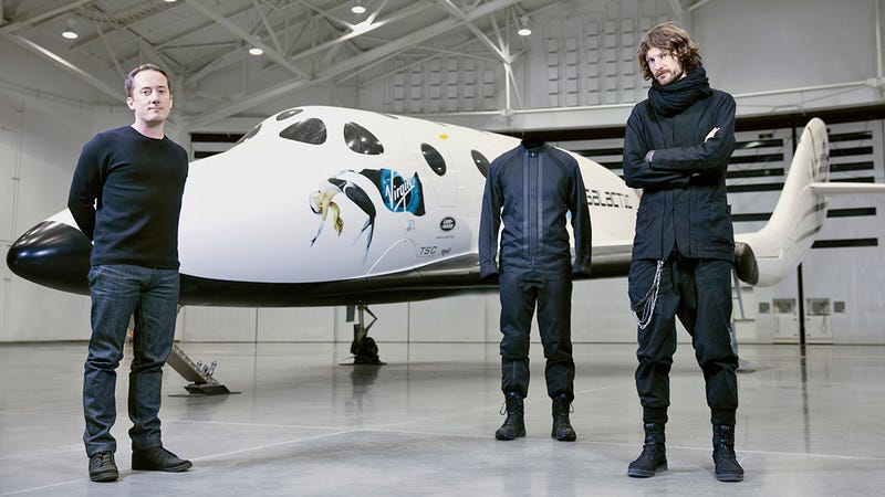 Illustration for article titled Adidas Is Partnering With Virgin Galactic To Design the Spaceline's Flight-Suits