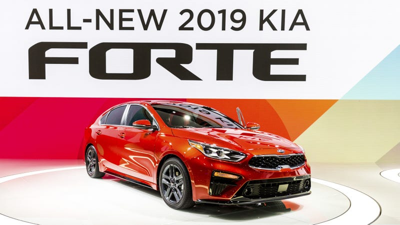 The 2019 Kia Forte Isn T Any More Powerful But At Least It S Hot Now