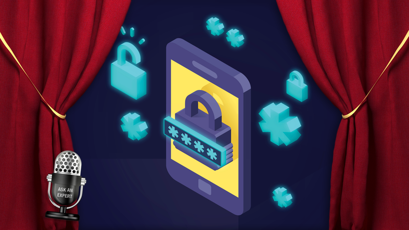 Illustration for article titled Ask an Expert: All About Password Security and Internet Safety