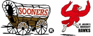 Illustration for article titled NCAA Pants Party: Oklahoma Vs. St. Joseph's